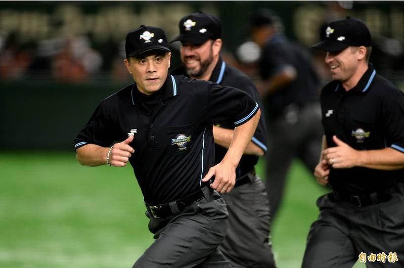 球版台灣之光-紀華文先生要到東京奧運執法,台灣史上第一人
